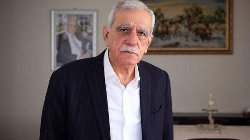Ahmet Türk'ten CHP çıkışı