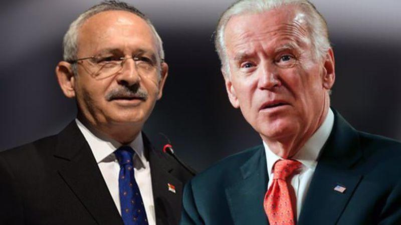 Kılıçdaroğlu, Biden ile görüşebilir