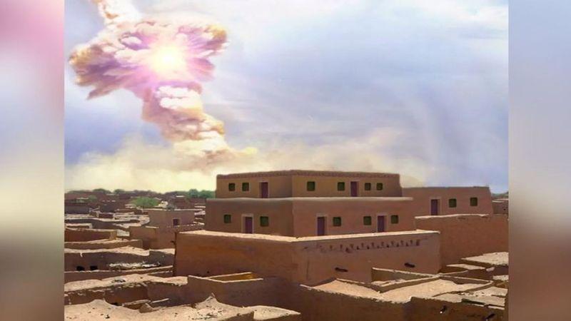 Yok olan ünlü antik kentte Lut kavmi detayı!