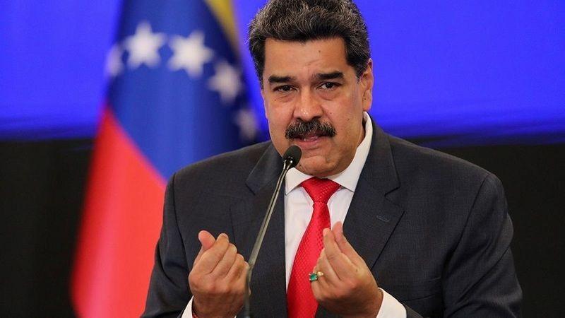 Maduro: Milyarlarca dolarımıza el koydular