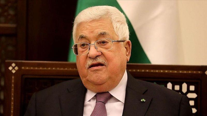 Filistin'de Mahmud Abbas'ı istemeyenlerin oranı belli oldu