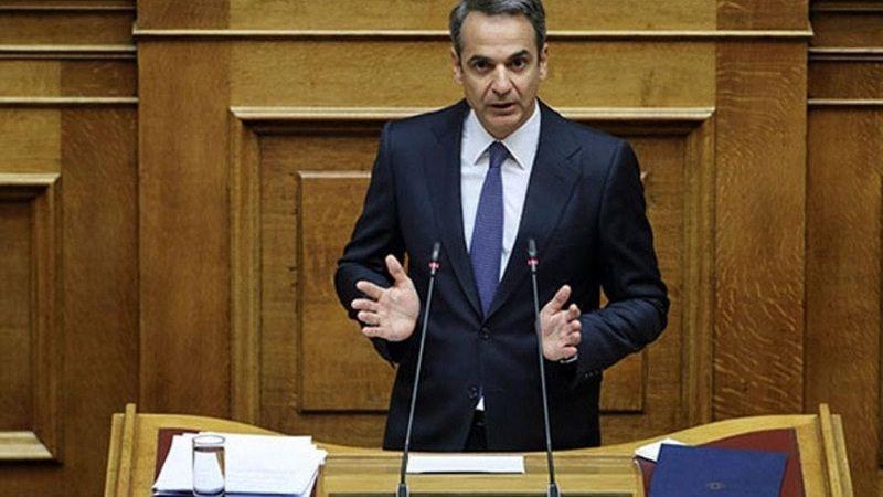 Yunanistan Başbakanı Miçotakis'den Türkiye'ye sıcak mesajlar