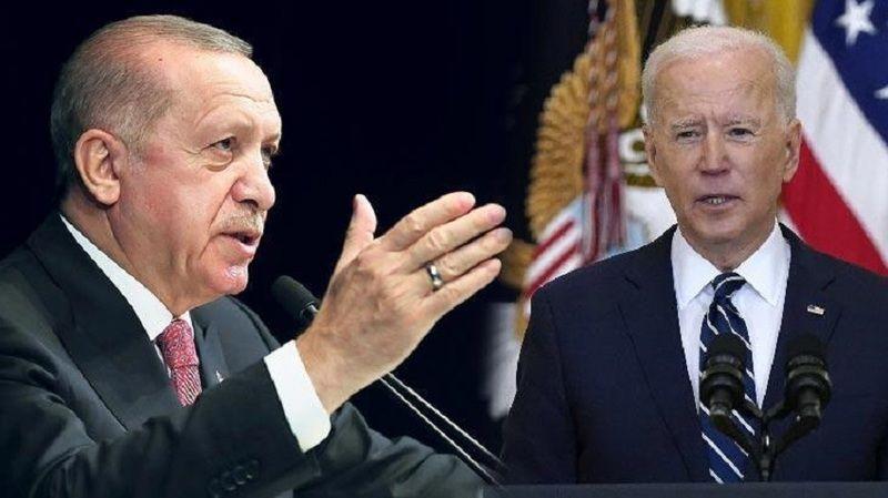 Cumhurbaşkanı Erdoğan'ın sözlerinin ardından ABD tehdit etti