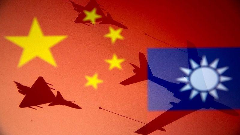 Tayvan ile Çin arasında sinirler gergin!