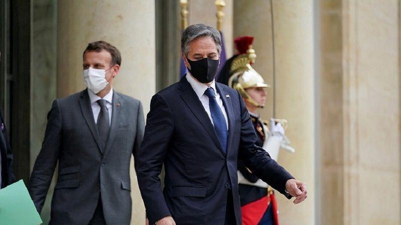 Amerika, Fransa ile ilişkileri tamir etmeye çalışıyor
