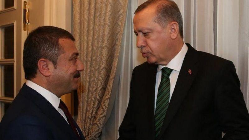Cumhurbaşkanlığı'ndan Şahap Kavcıoğlu açıklaması