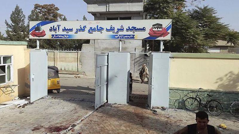 Alçak saldırı: Afganistan'da Cuma namazını kana buladılar