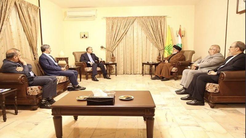 İran; Hamas, İslami Cihad ve Hizbullah ile toplantı yaptı