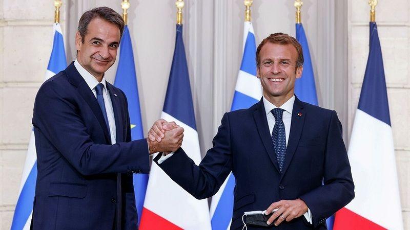 Yunanistan: Bize saldırı olursa Fransa yanımızda yer alacak