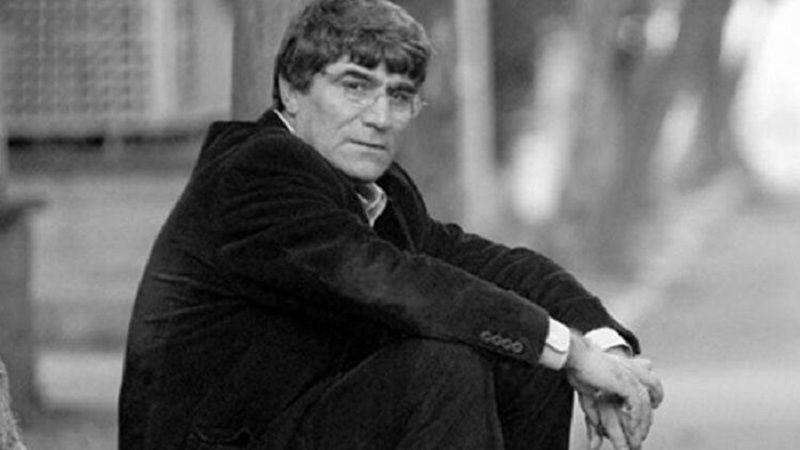 Hrant Dink'in ailesine 1 milyon TL'lik tazminat ödenecek