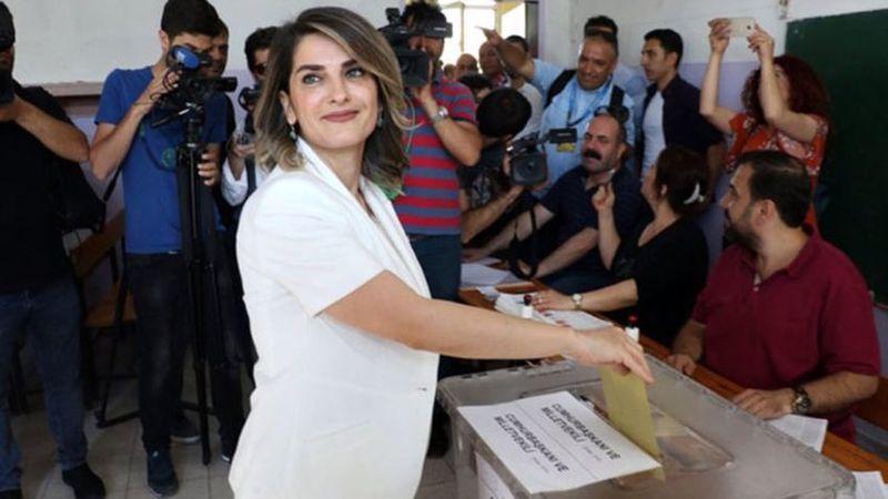HDP'den Başak Demirtaş çıkışı