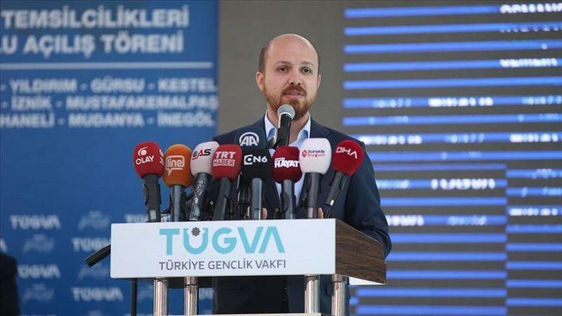 Bilal Erdoğan sessizliğini bozdu