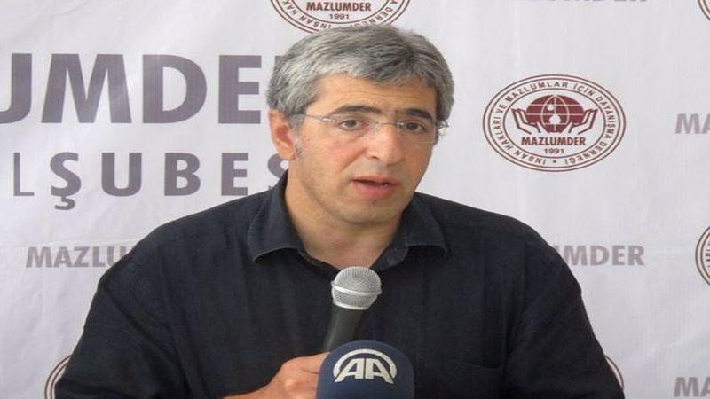 İstanbul Barosu seçimlerinde bağımsız avukatların adayı Şadi Çarsancaklı