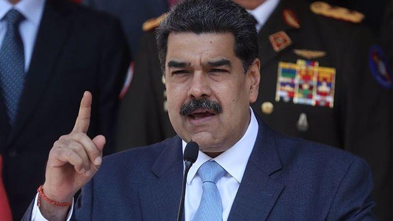 Maduro: İspanya bizden özür dilemeli