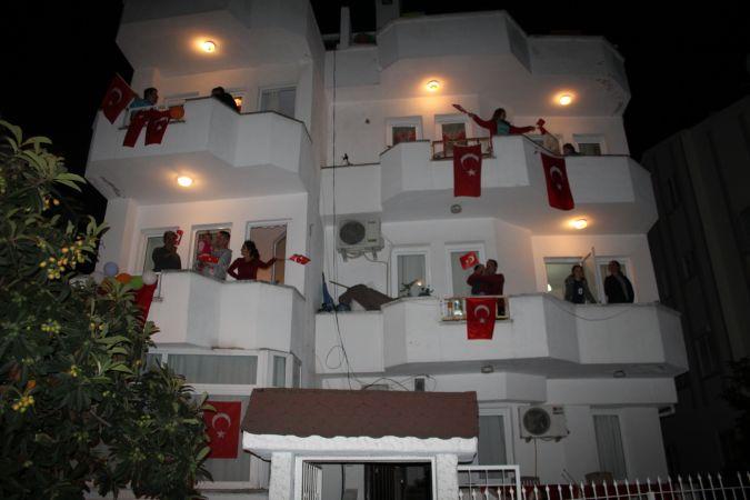 MARMARİS'TE 23 NİSAN SELASI'NA TEPKİ BÜYÜYOR
