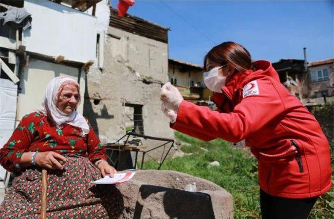 Kızılay'dan Ramazan Yardımı Seferberliği