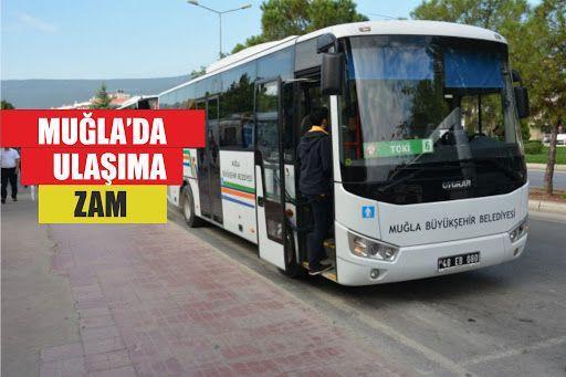 Toplu Taşıma Ücretlerine ZAM Yapıldı