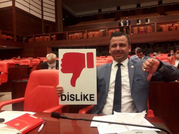 CHP'li Erbay: AKP'yi Korku Sardı