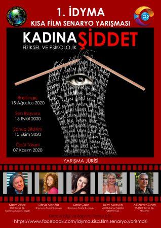 Kadın Cinayetlerine Senaryo Yarışması ve Kısa Film ile Dikkat Çekilecek