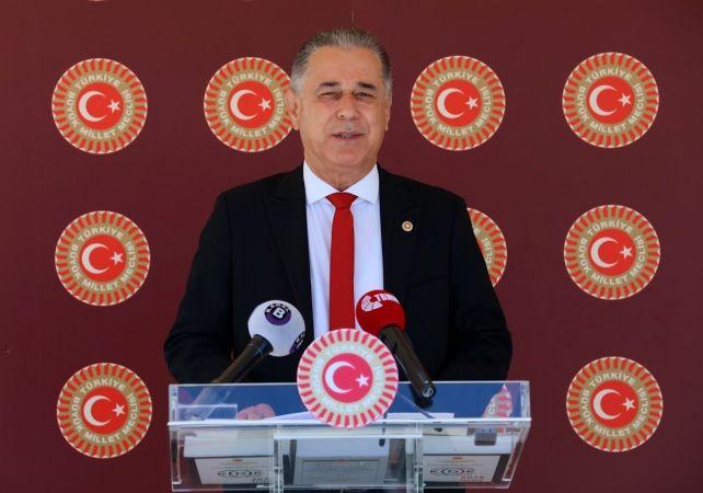 CHP'Lİ ÖZCAN: EĞİTİM TAŞIMACILIĞINDA SORUNLAR ÇÖZÜLMELİ!