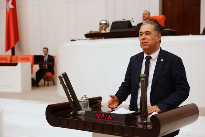 """CHP'li Özcan: """"Eğitim kurumları sınava öğrenci hazırlayan dershanelere dönüştü"""""""