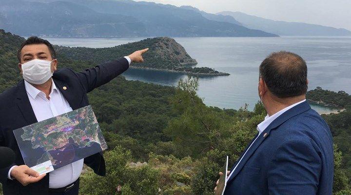 CHP'li Alban: JEOTERMAL YAĞMA BAŞLADI