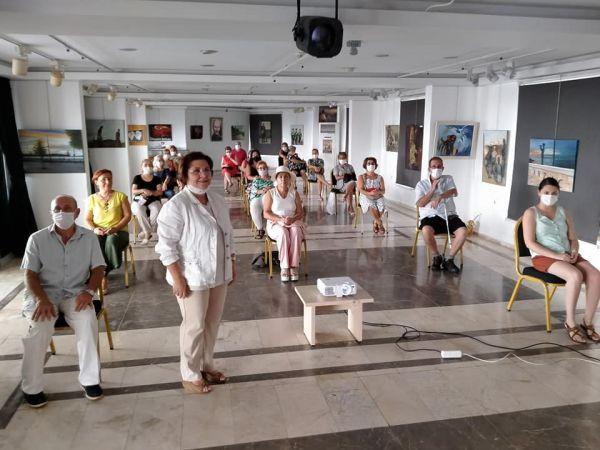 30 Ağustos Sanatla Taçlandı