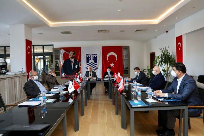 Belediye Başkanları bir araya geldi