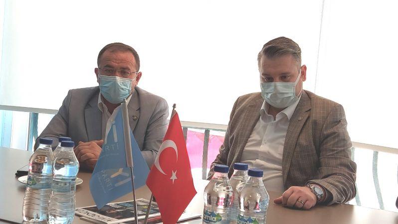 İYİ Parti Muğla İl Başkan Adayı Davut Cumhur Akmeşe: 'Partimiz Yükselişte'