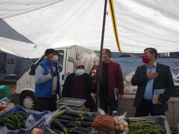 """CHP İKTİDARINDA BU SORUNLARIN ALTINDAN KALKACAĞIZ"""