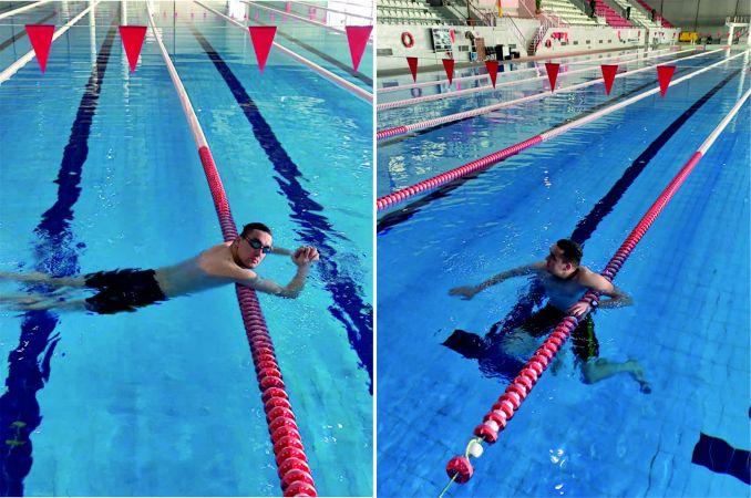 Milli Yüzücü Emre Öztürk Marmaris'te yarışacak