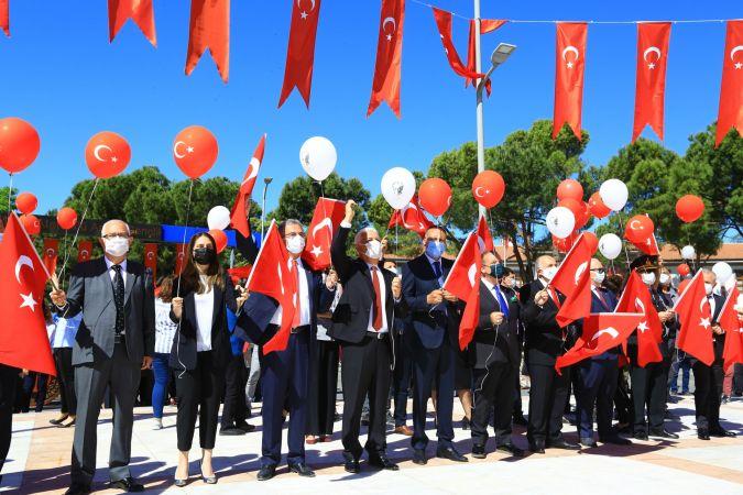 Muğla'da 19 Mayıs Coşkuyla Kutlandı