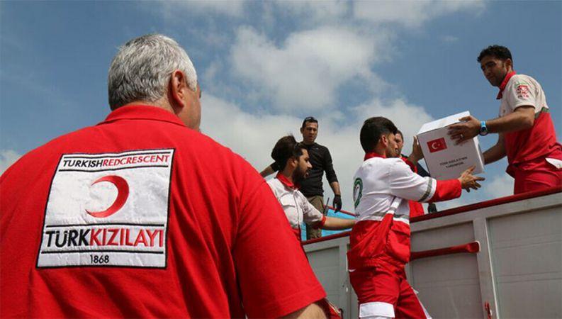 Hilal-i Ahmer'den Türk Kızılay'a 153 yıllık bir yardım çınarı