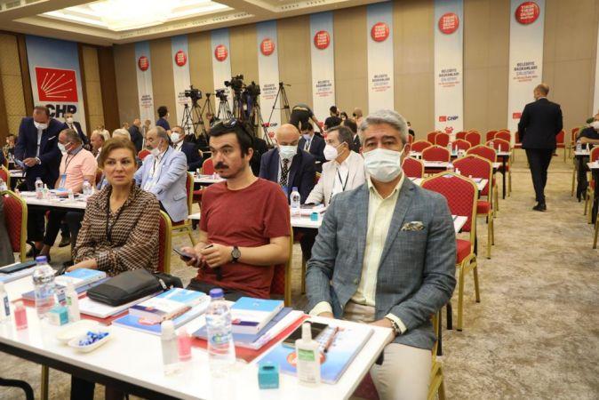 Başkan Oktay Gaziantep'te çalıştaya katıldı