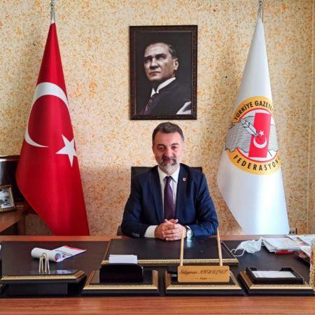 """""""24 Temmuz Basın Bayramı ifadesi hep sözde kalmıştır"""""""