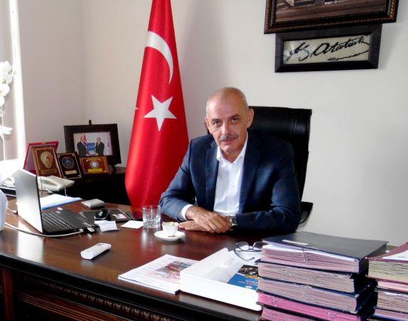 """""""Kaymakam Aksoy'dan 24 Temmuz Gazeteciler ve Basın Bayramı""""Mesajı"""