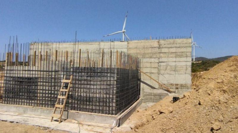 Datça Reşadiye'ye Yeni İçme Suyu Deposu