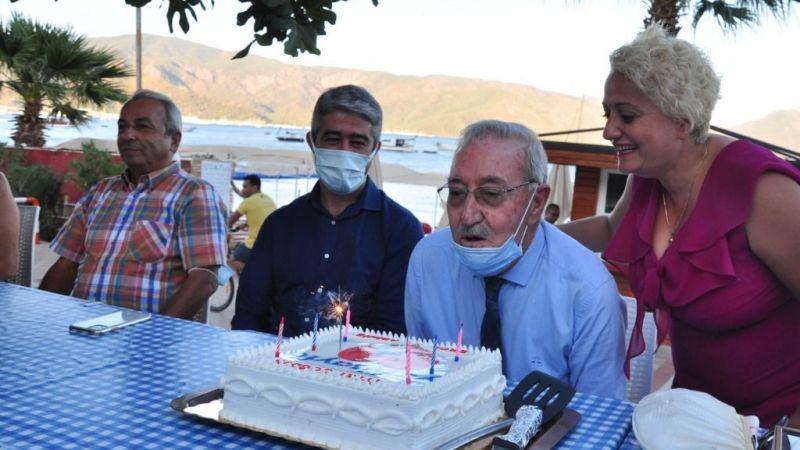 Büyük Usta 85. Yaşını Kutladı