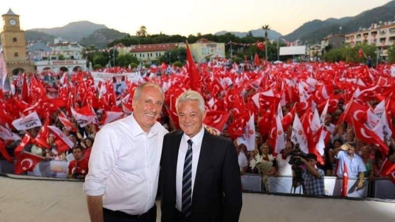 Memleket Partisi'nde İnce Güven Tazeledi,  Acar PM'ye girdi...