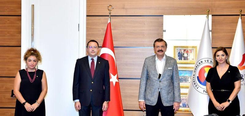 """Başkan Ayhan, """"destek paketi istiyoruz"""""""