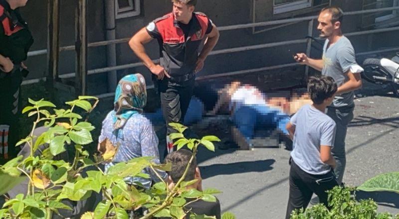 Beyoğlu'nda silahlı saldırı! 3 kişi hayatını kaybetti, 1 kişi yaralandı
