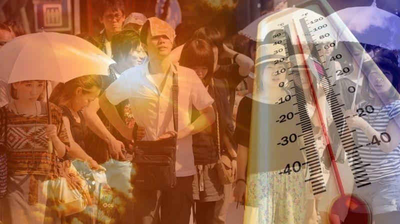 Japonya'da Felaket Sıcak Var! 23 Kişi Sıcak Havadan Hayatını Kaybetti