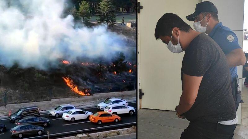 Ankara Cumhuriyet Başsavcılığı Polatlı'daki Çıkan Yangında Terör Örgütü Bağlantısı Tespit Edilmediğini Açıkladı!