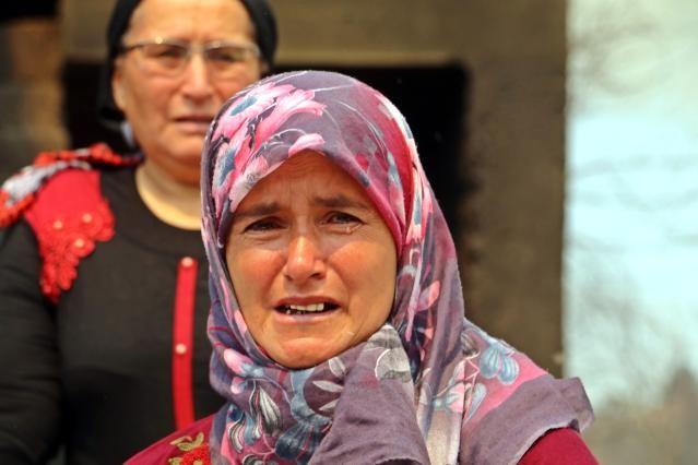 Osmaniye'de Orman Yangınında Küle Dönen Evler İçleri Yaktı!