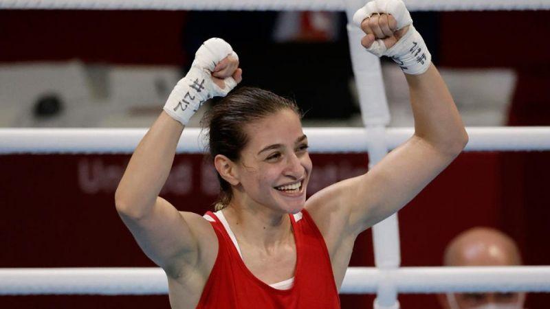 Yeni Gurur Buse Naz Çakıroğlu! Olimpiyat Madalyası Garantiledi
