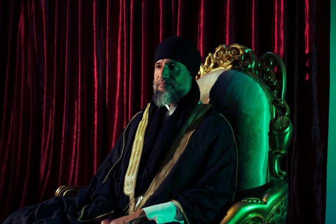 Kaddafi'nin oğlu Seyfülislam Kaddafi 10 yıl aradan sonra ilk kez ortaya çıktı! Başkanlık sinyali verdi!