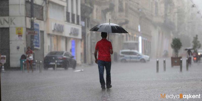 Doğu Anadolu'nun Doğusu'na Yağmur Geliyor! Vatandaşlara Uyarı Yapıldı