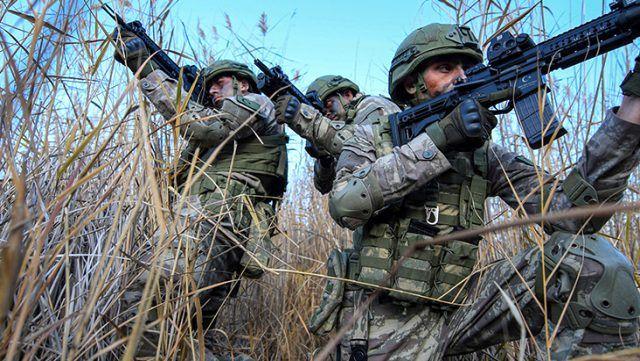 Pençe Operasyonunda 7 Terörist Etkisiz Hale Getirildi