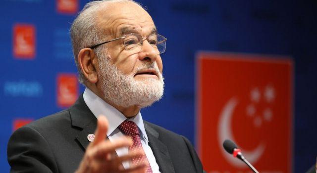 Saadet Partisi Genel Başkanı Karamollaoğlu, Van Kongresinde Konuştu!