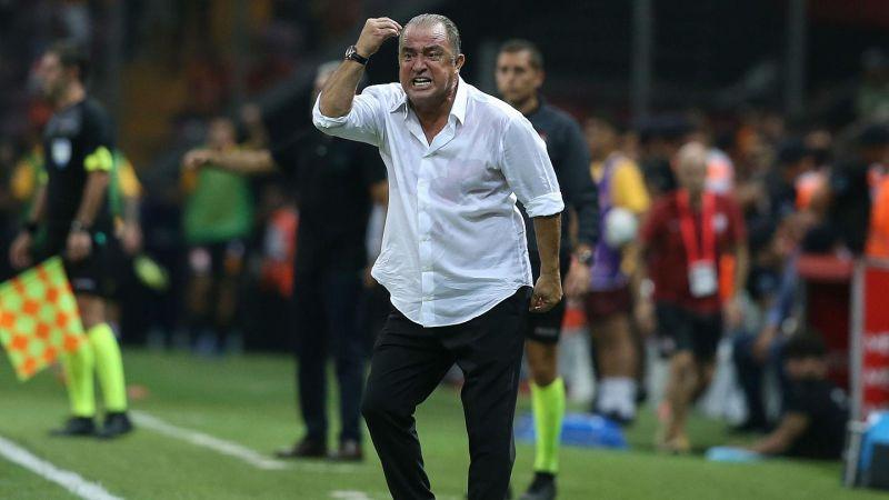 Galatasaray Teknik Direktörü Fatih Terim Gündeme Dair Konuştu